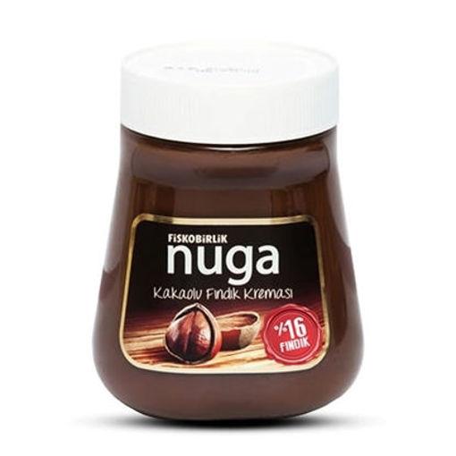 FISKOBIRLIK Nuga Hazelnut Spread w/ Cocoa 700g resmi