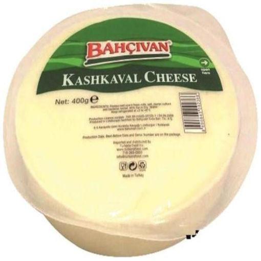 BAHCIVAN Kashkaval Green Label 400g resmi