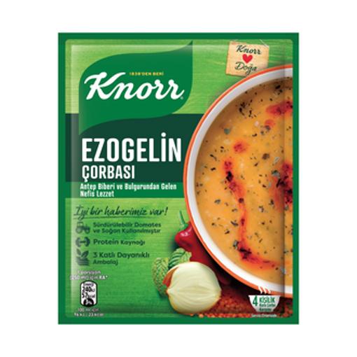 KNORR Ezogelin Soup 80g resmi