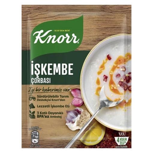 KNORR Tripe Soup 63g resmi