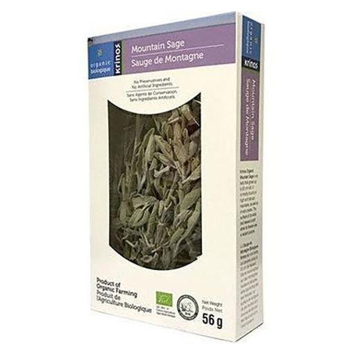 KRINOS Organic Mountain Sage 56g resmi