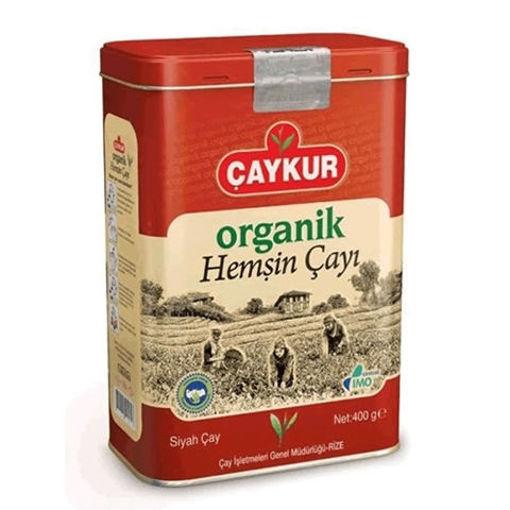 CAYKUR Hemsin Organic Black Tea 400g resmi