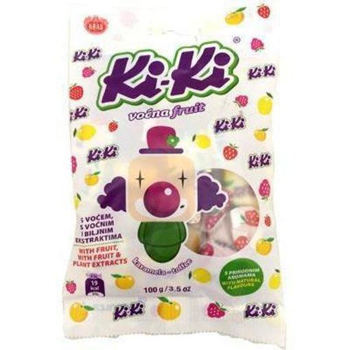 KRAS Kiki Fruit Toffee 200g resmi