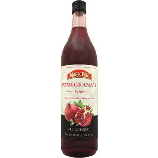 MARCO POLO Pomegranate Syrup 1L resmi
