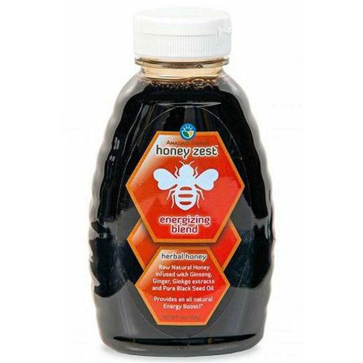 AMAZING HERBS Honey Zest Energizing Blend 454g resmi
