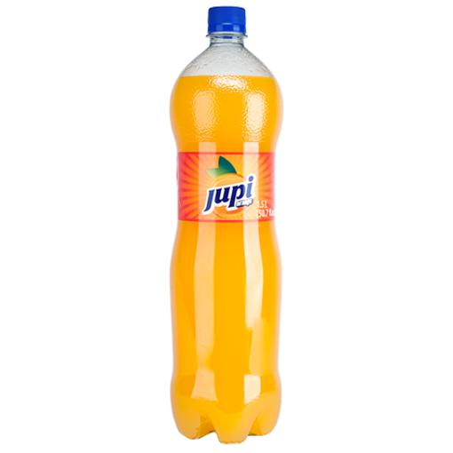 KOLINSKA JUPI Orange Soda 1.5L resmi
