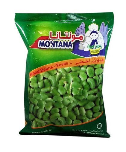 MONTANA Broad Beans (Feves) 400g resmi