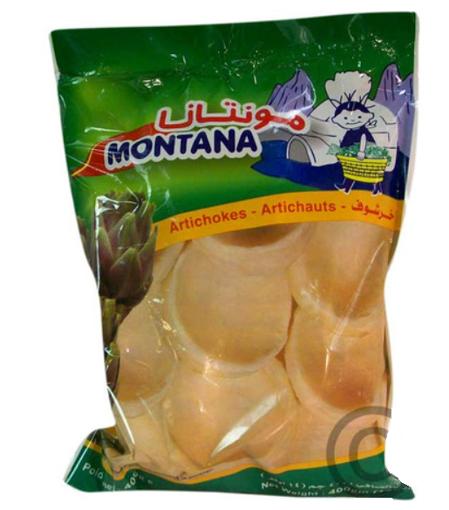 MONTANA Artichokes 400g resmi