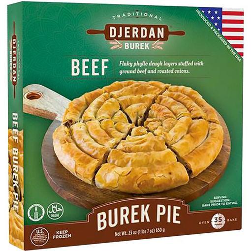 DJERDAN Burek Swirls w/Beef (Halal) 650g resmi