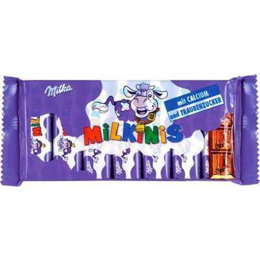MILKA Milkinis Chocolate 100g resmi