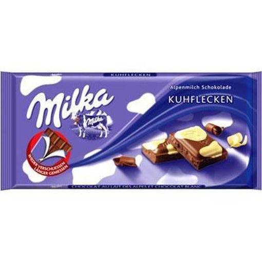 MILKA Happy Cow Chocolate Bar 100g resmi