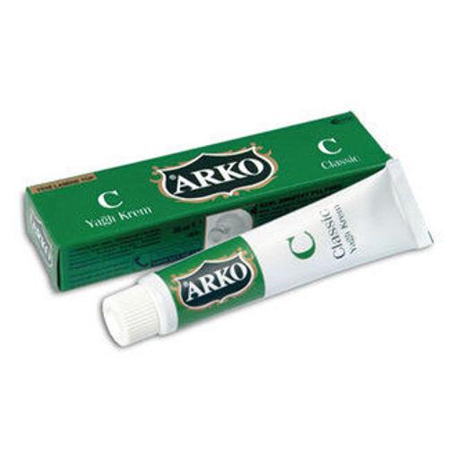 ARKO Yagli Krem (Oiled After Shave Cream) 20ml resmi