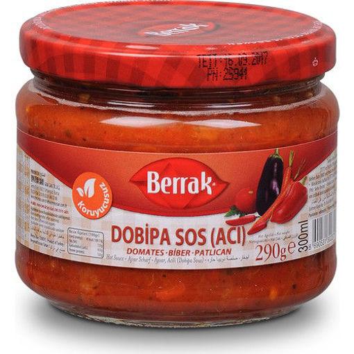 BERRAK Dobipa Spread Hot Breakfast Sauce 290g resmi