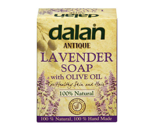 DALAN Antique %100 Natural Lavender Soap w/Olive Oil 900g resmi