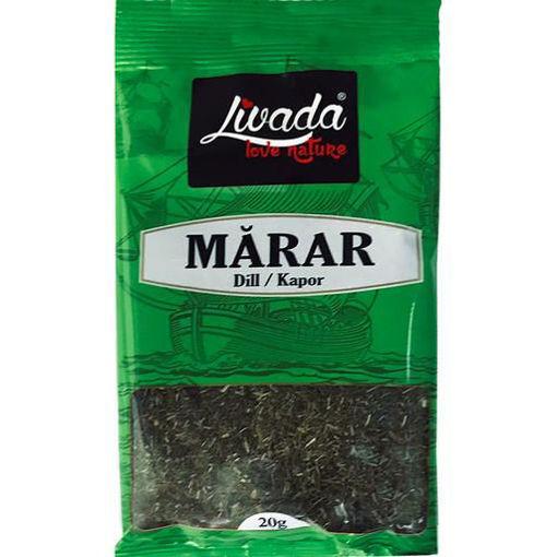 LIVADA Marar Leaves (Dill) 20g resmi