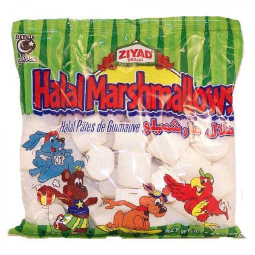 ZIYAD Halal Marshmallows 250g resmi