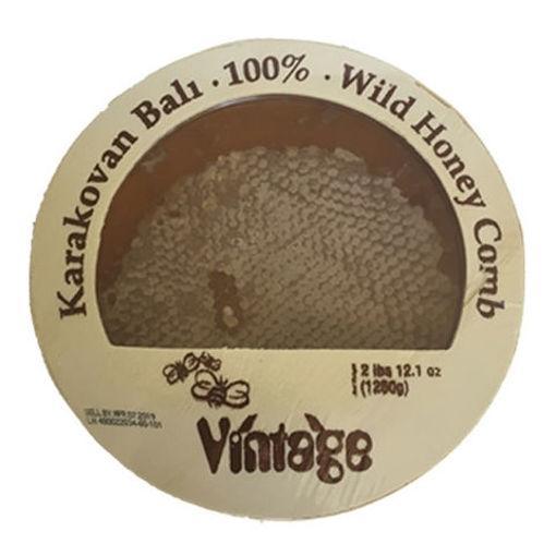 VINTAGE %100 Wild Karakovan Honey w/Comb 1250g resmi