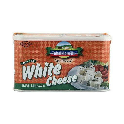 TAHSILDAROGLU Full Fat  White Cheese 1kg resmi