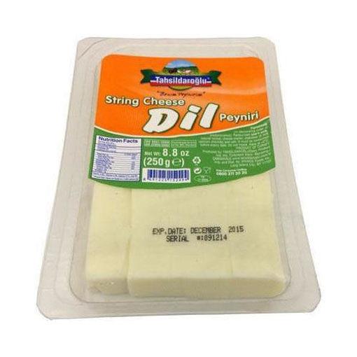 TAHSILDAROGLU String Cheese (Dil Peyniri) 250g resmi