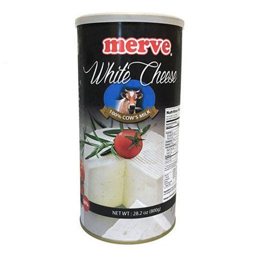 MERVE White Cheese 50% - 800g Net Drained Weight resmi