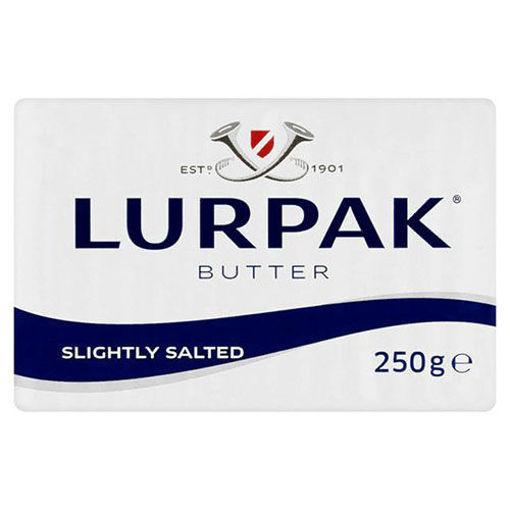 LURPAK Slightly Salted Butter 250g resmi