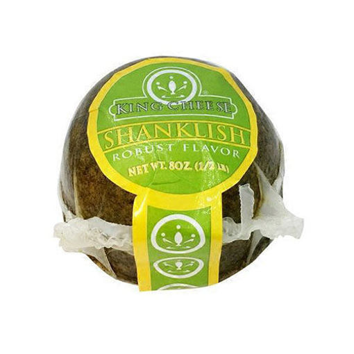 KING Cheese Shanklish 8oz resmi