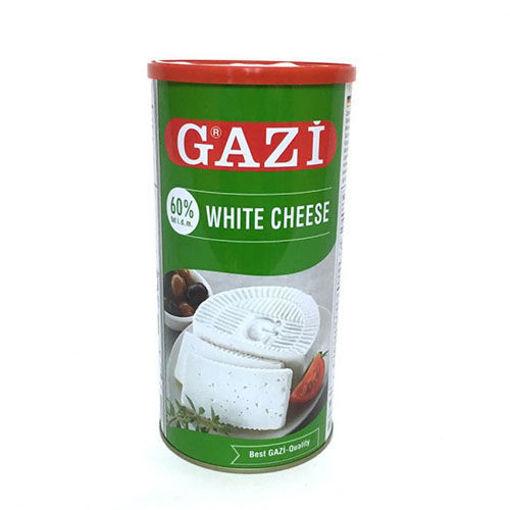 GAZI White Cheese 60%  800g resmi