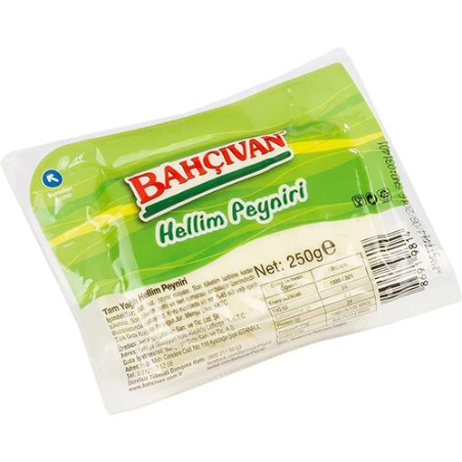 BAHCIVAN Hellim Cheese 250g resmi