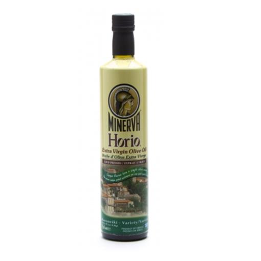 MINEVRA Horio Extra Virgin Olive Oil 750ml resmi
