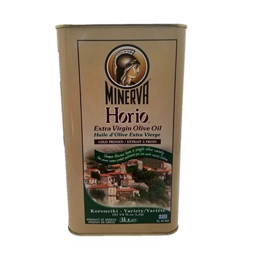 MINEVRA Horio Extra Virgin Olive Oil 3Lt resmi