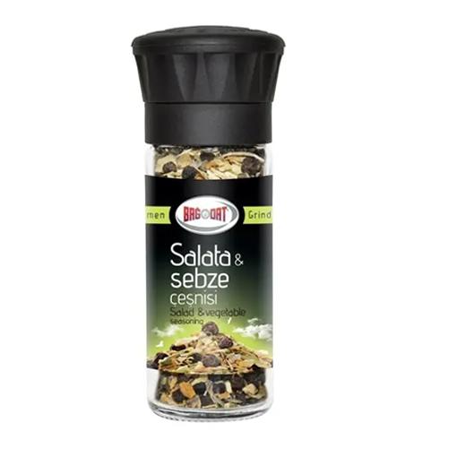 BAGDAT Salad & Vegetable Seasoning 45g resmi
