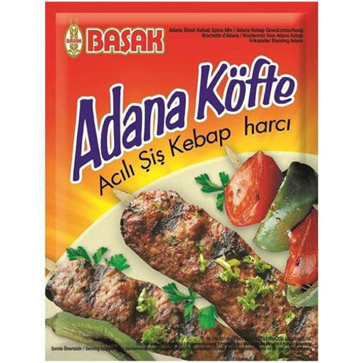 BASAK Adana Kofte Seasoning Spice Mix 65g resmi