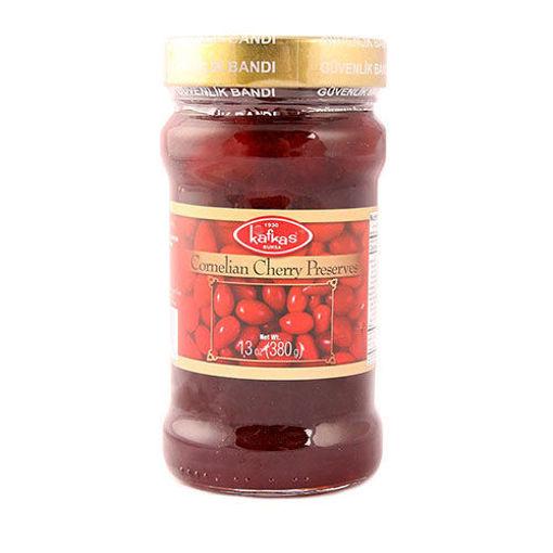 KAFKAS Cornelian Cherry Preserves 380g resmi