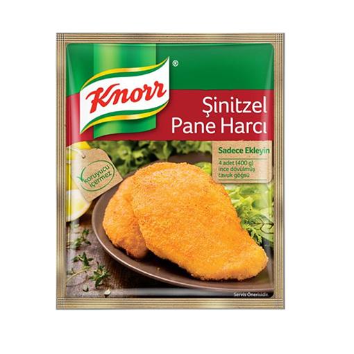 KNORR Sinitzel Pane Harci 100g resmi