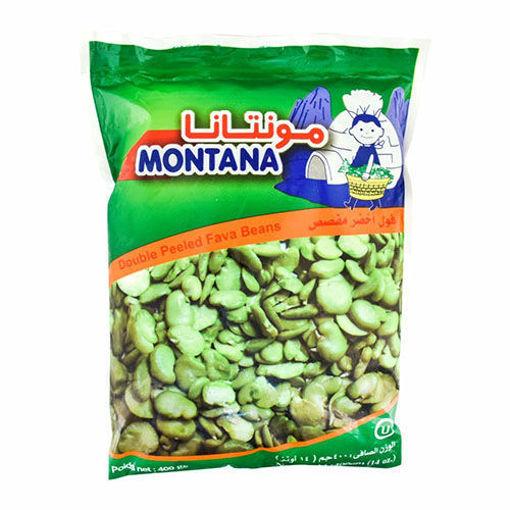 MONTANA Double Peeled Fava Beans 400g resmi