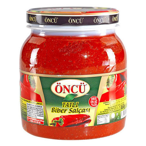 ONCU Mild Pepper Paste 1650g resmi
