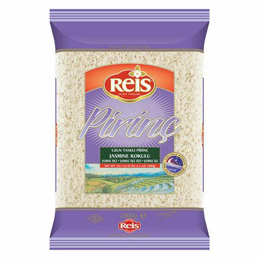REIS Jasmine Rice 1kg resmi