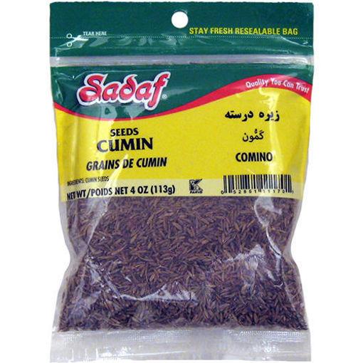 SADAF Cumin Seeds 113g resmi