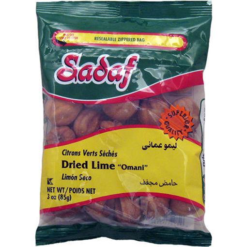 SADAF Dried Lime (Omani) 85g resmi