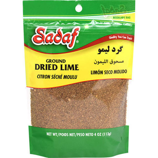 SADAF Dried Lime Gound 113g resmi
