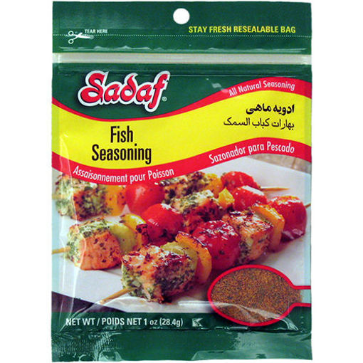 SADAF Fish Seasoning 28g resmi