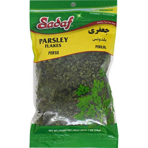 SADAF Parsley Flakes 28g resmi