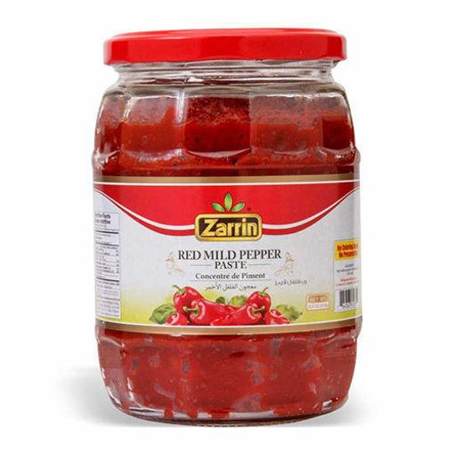ZARRIN Mild Pepper Paste 670g resmi