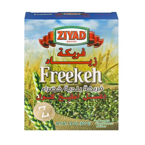 ZIYAD Freekeh 800g resmi