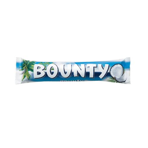 BOUNTY Milk Chocolate w/Coconut 57g resmi