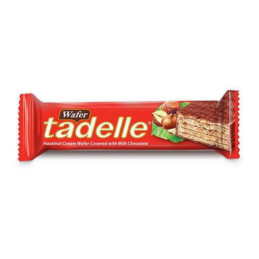 TADELLE Hazelnut Cream Wafer 70g resmi