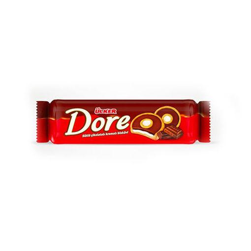 ULKER Dore Biscuit 86g resmi