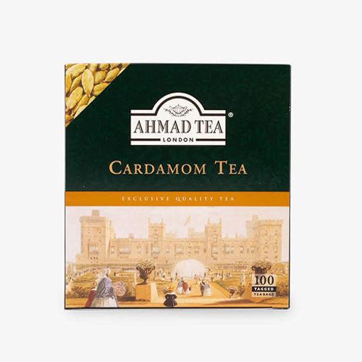 AHMAD TEA Cardamom Tea (100 Tea Bags) 200g resmi