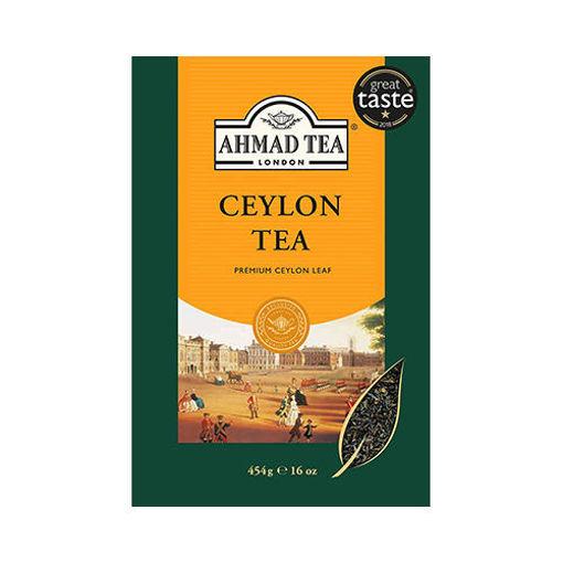 AHMAD TEA Ceylon Tea Premium Ceylon Leaf 454g resmi