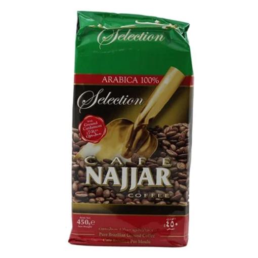 CAFE NAJJAR Ground Coffee 450g resmi